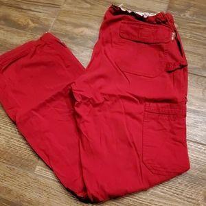 Womens Koi Scrub Pants Medium Tall